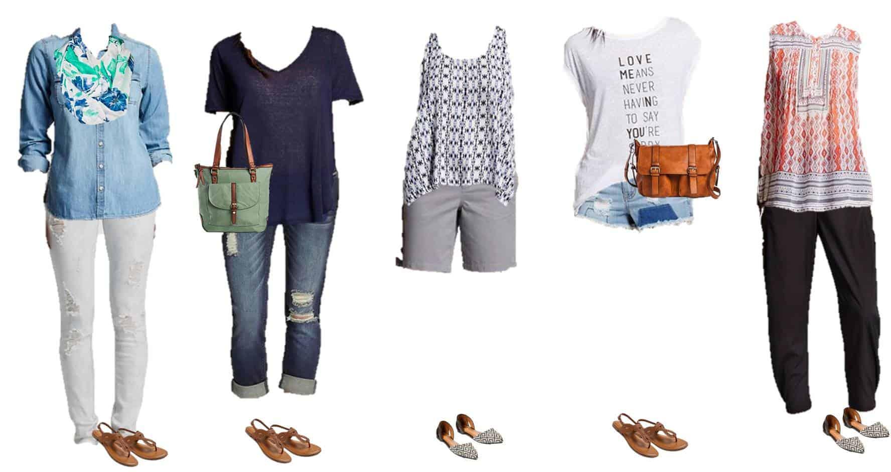 4.14 Mix & Match Fashion - Target Summer Styles 1-5