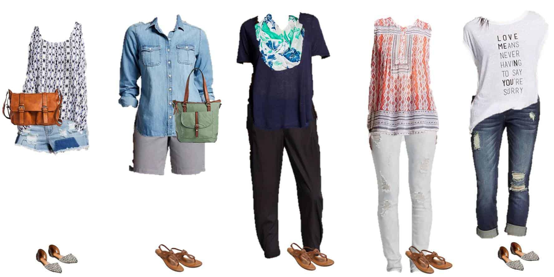 4.14 Mix & Match Fashion - Target Summer Styles 11-15