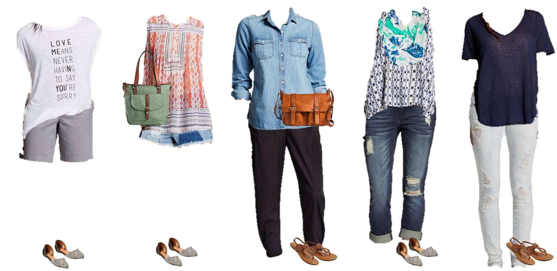 4.14 Mix & Match Fashion - Target Summer Styles 6-10