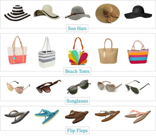 20 Must Have Summer Fashion Accessories
