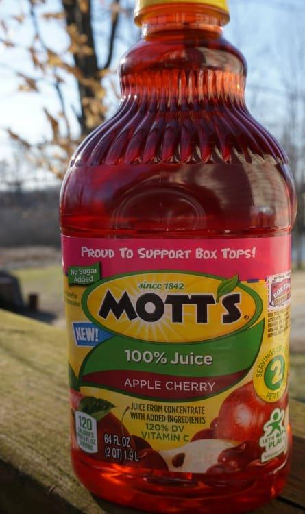 motts cherry