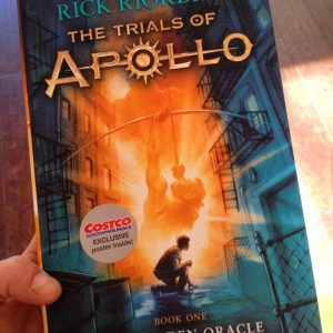 The Trials of Apollo Giveaway