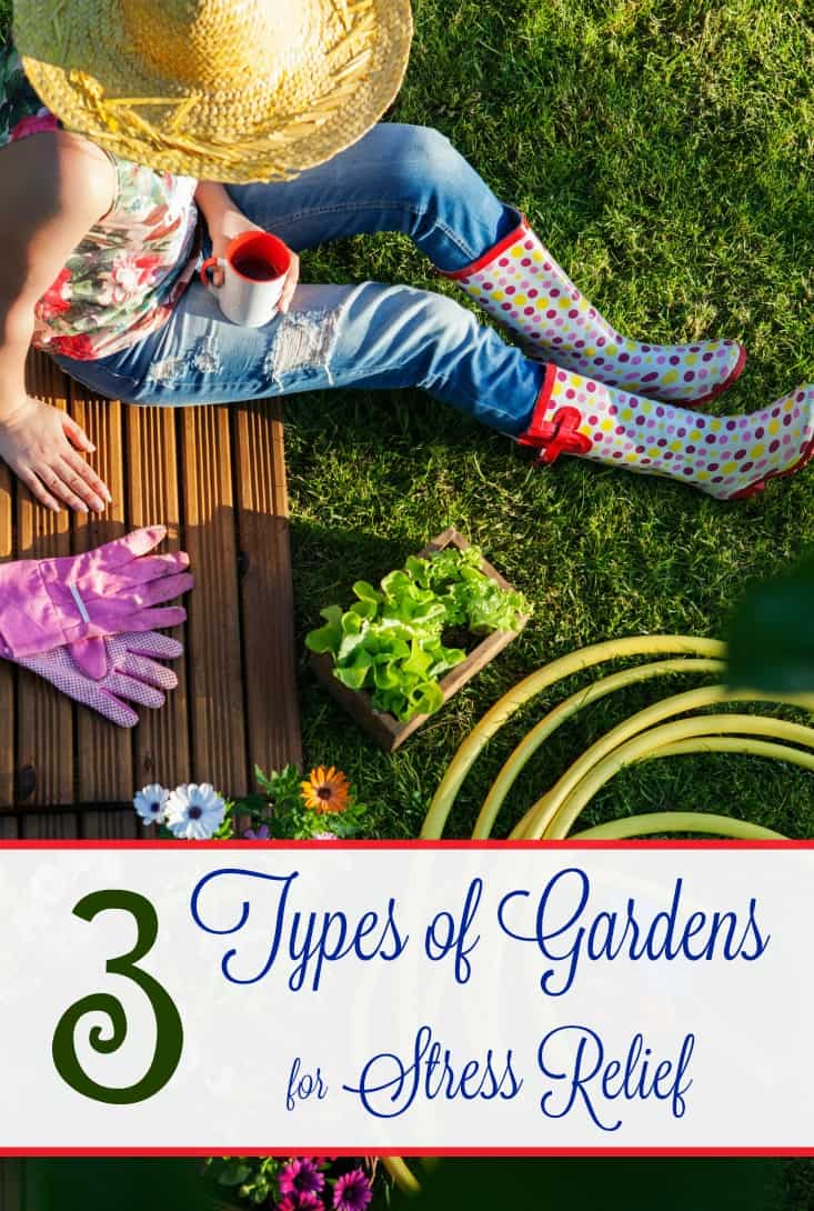 3 Gardens for Stress Relief