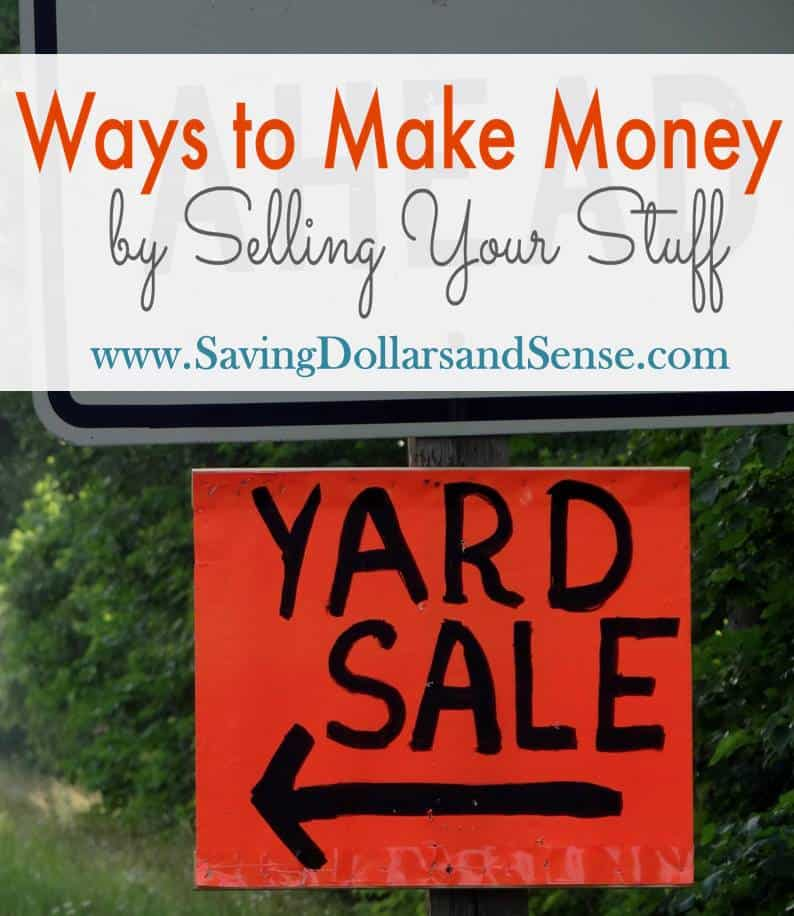5.22 Written Content - Ways to Make Money Selling Your Stuff IMAGE