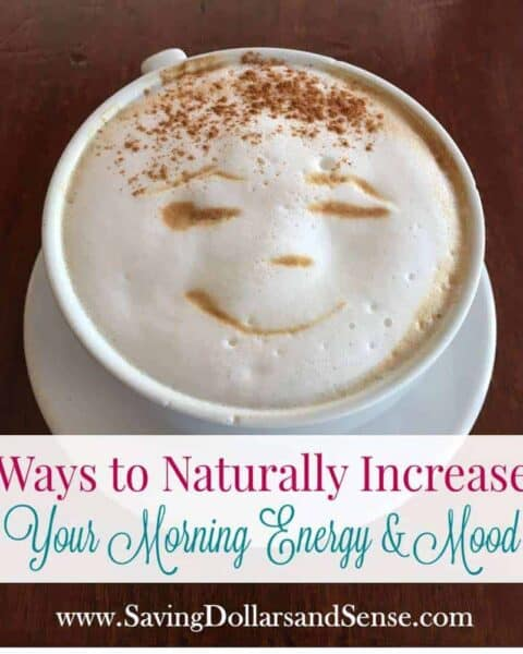 Ways to Naturally Increase Morning Energy and Mood