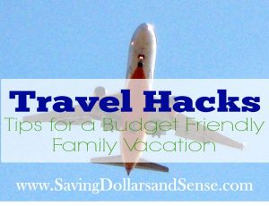Travel Hacks to Save Money on Vacations