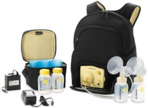 Medela Pump In Style Advanced Breast Pump Backpack Review