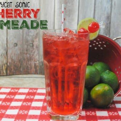 Copycat Sonic Limeade