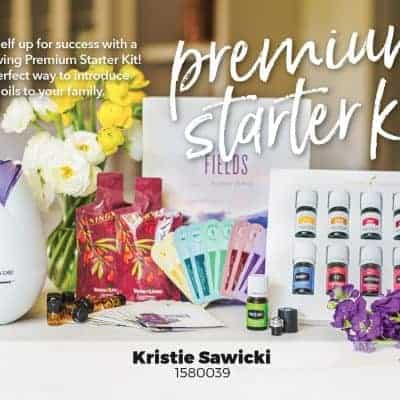 How to Get a FREE Essential Oils Starter Kit