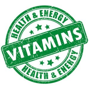 39301748 - vitamins stamp