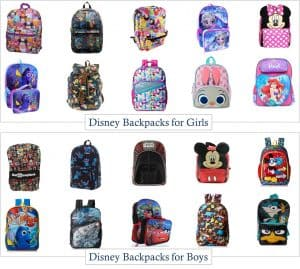 Best Disney Backpacks for Kids