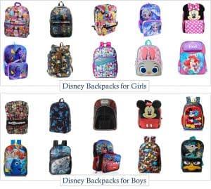 Best Disney Backpacks for Kids