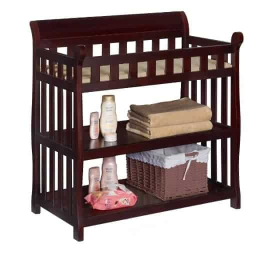 Delta Children Eclipse Changing Table Review