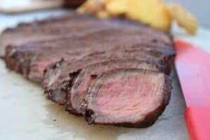 The Best London Broil Marinade