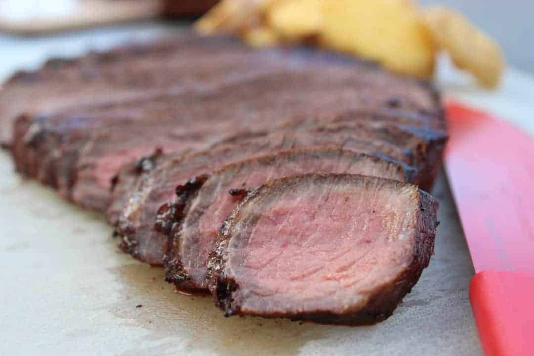 A delicious London broil marinade recipe.