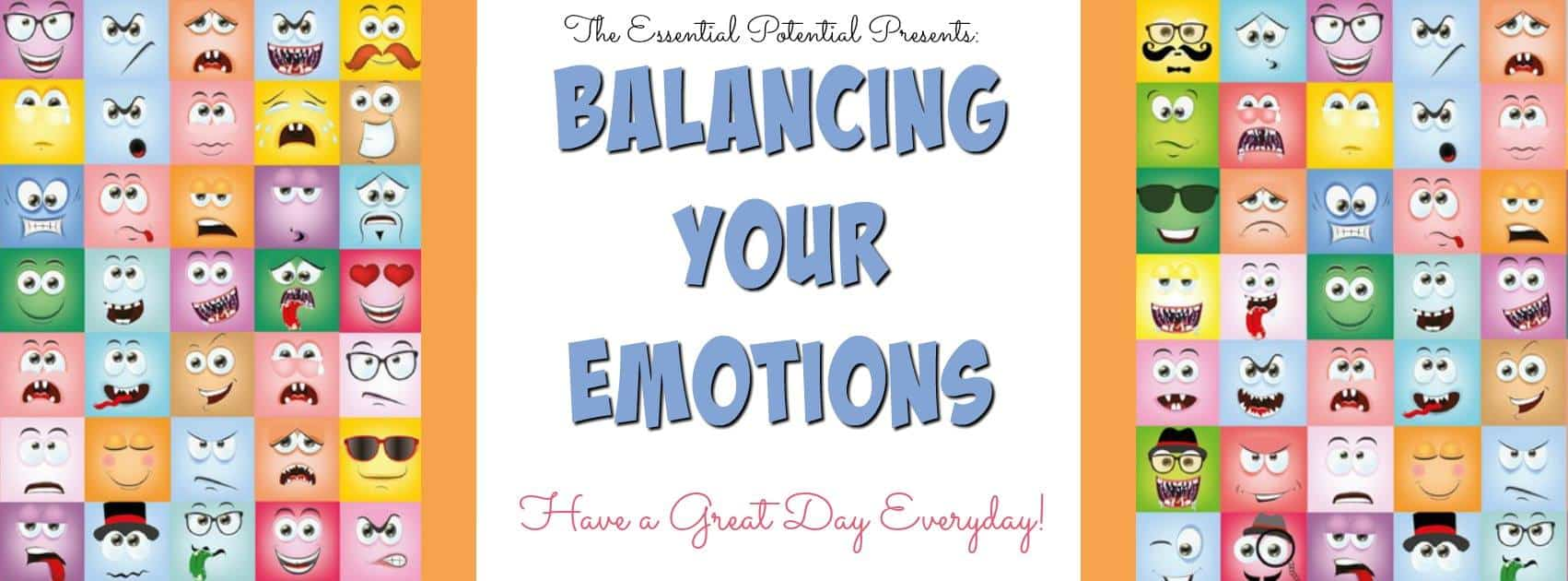 Balancing Your Emotions Naturally