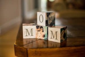 Free Wood PhotoCube