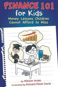 Finance 101 for Kids Giveaway