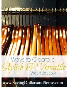 How to Build a Simple and Versatile Wardrobe