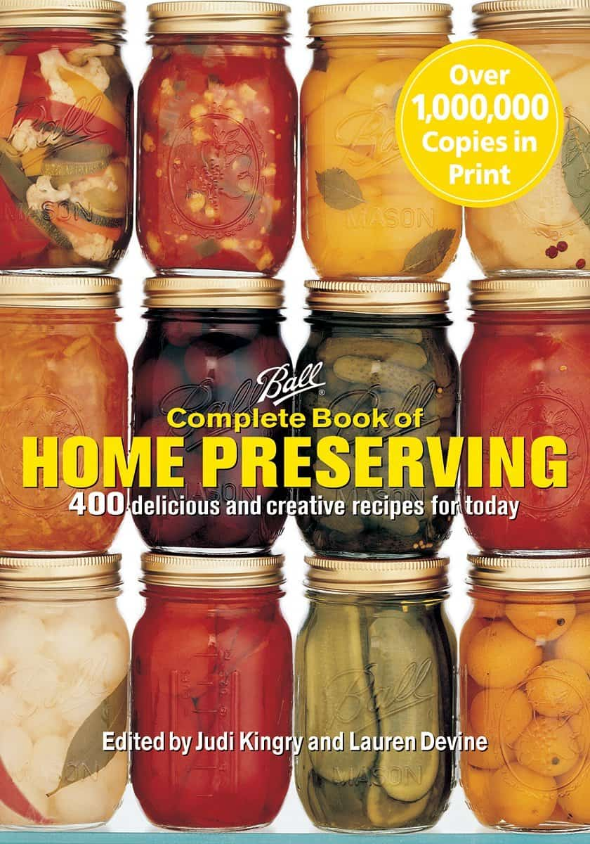 Review of Ball\'s Complete Book Of Home Preserving