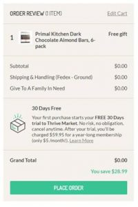 Free Nutiva Coconut Oil