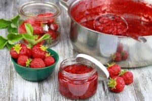 Strawberry Jam Recipe for Canning