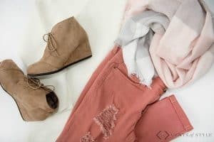 Fall Boots and Scarf Deal $29.95 Shipped!