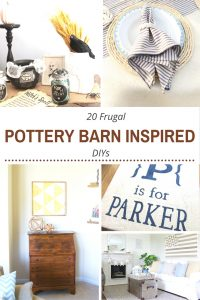 DIY Pottery Barn Projects