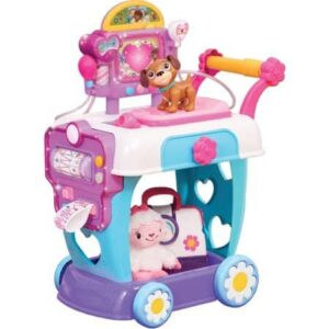 Doc McStuffins Hospital Care Cart Review