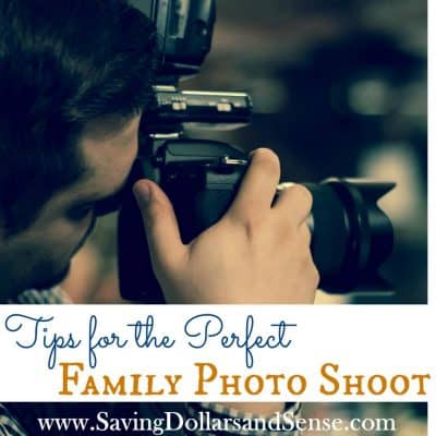 Tips for the Perfect Family Photo Session
