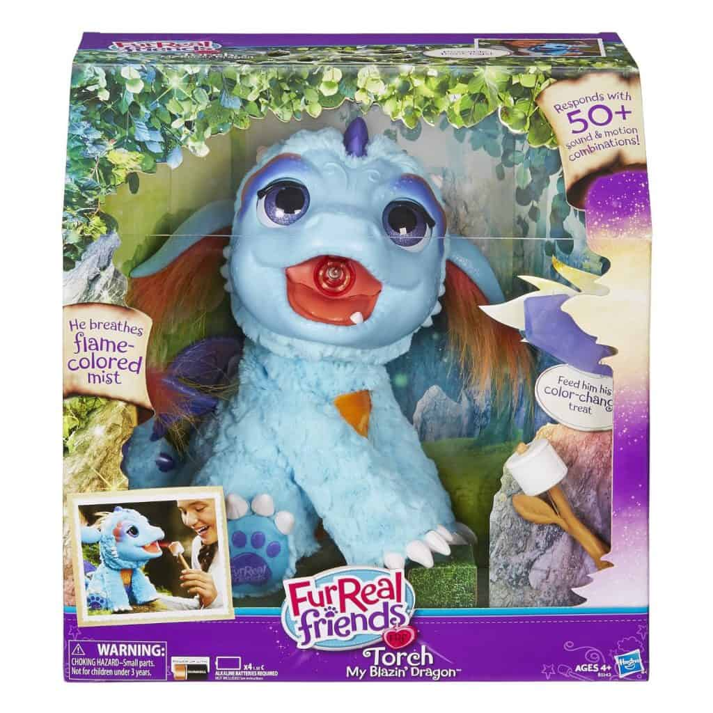 FurReal Friends Torch, My Blazin\' Dragon Review