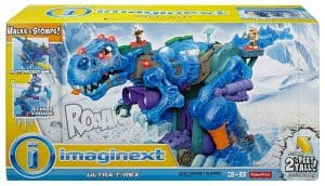 Fisher Price Imaginext Ultra T-Rex Review