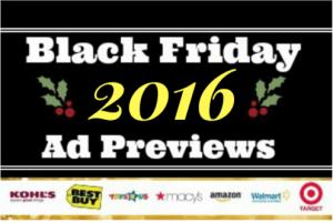 Rite Aid Black Friday Deals 2016