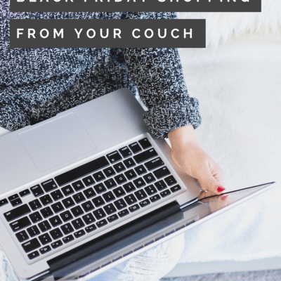 10 Secrets for Black Friday Shopping on your Couch