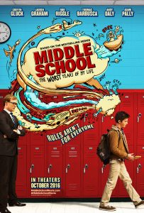 Middle School: The Worst Years Of My Life Giveaway