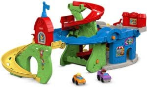 Fisher Price Little People Sit 'n Stand Skyway Review
