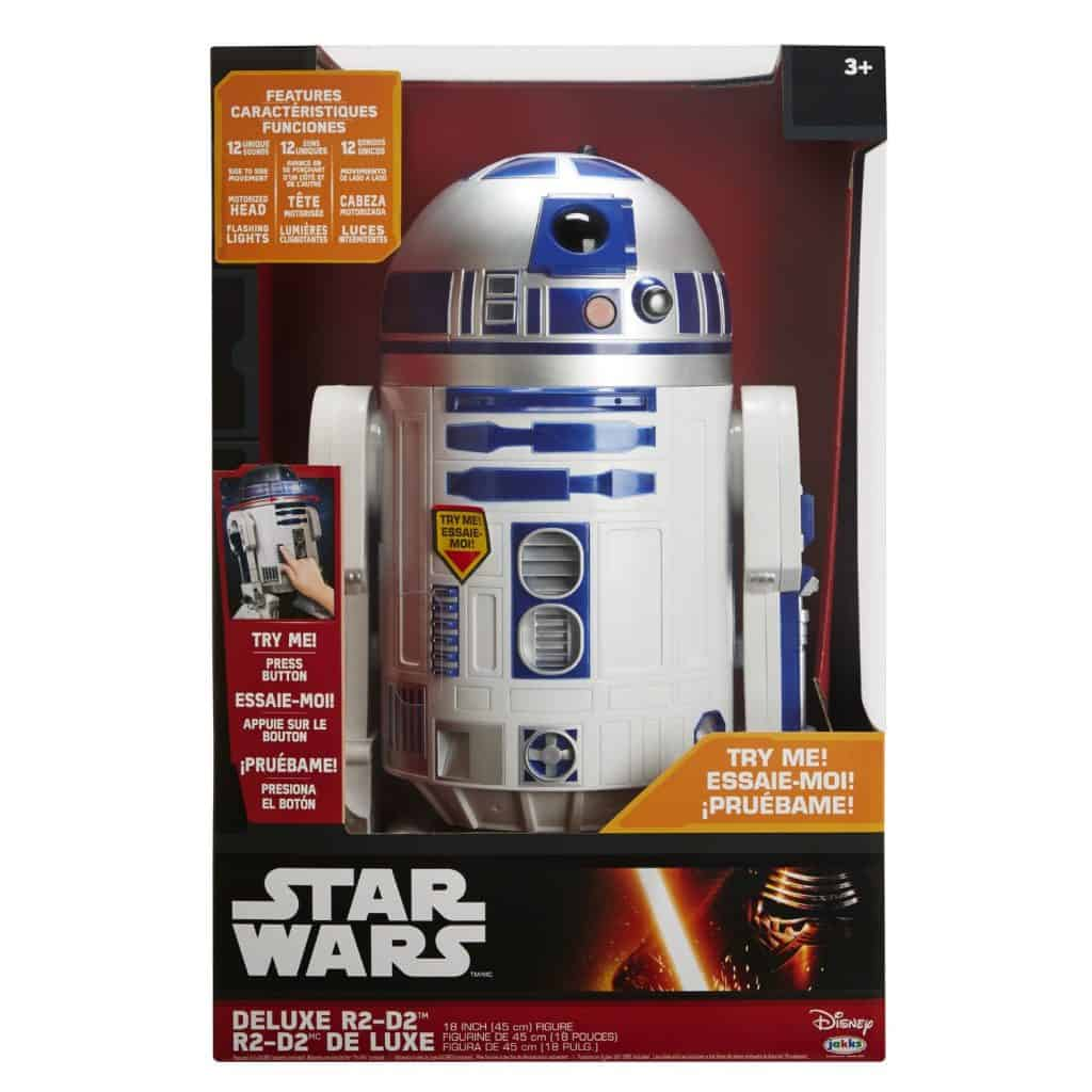 Star Wars Electronic R2D2 Review