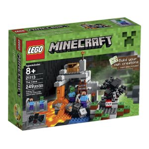 Lego Minecraft $9.79 (Was $19.99)