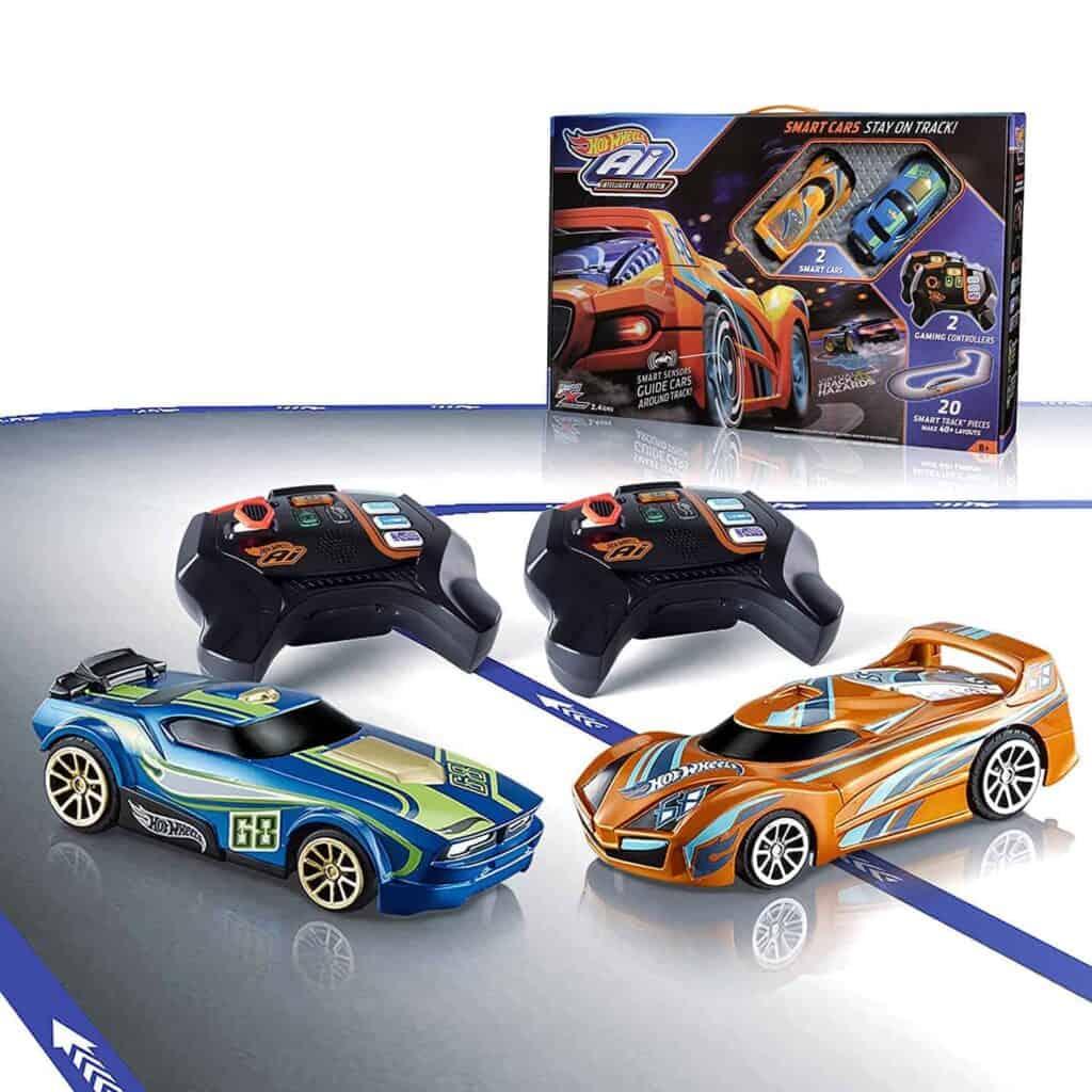 Hot Wheels AI Racing Playset Review
