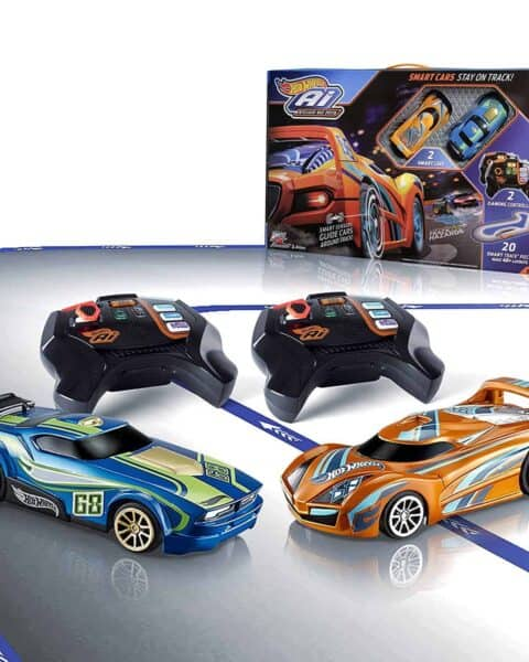 Hot Wheels AI Racing Playset Review