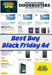 Best Buy Black Friday Deals 2016
