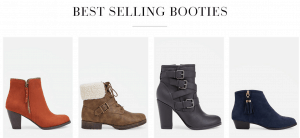 Women's Boots for Just $10