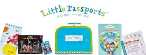 The Little Passports Sale 60% Off TODAY ONLY!!