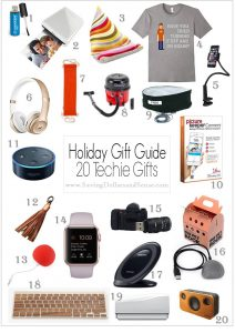 The Best Gift Ideas for Techies