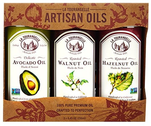 artisian cooking oils