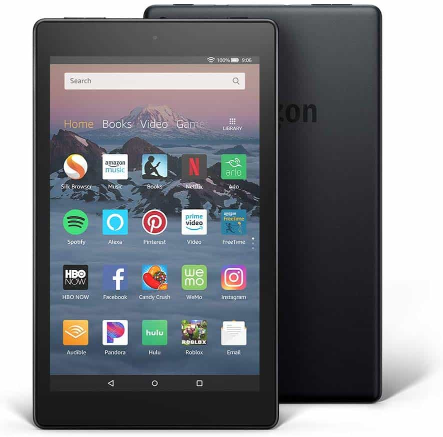 Fire tablet deals starting at low prices this Black Friday.
