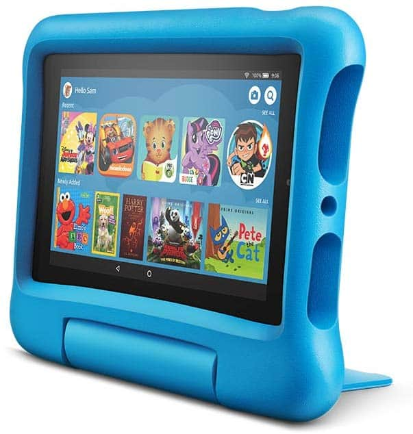 Kids Fire tablet deals starting at low prices this Black Friday.