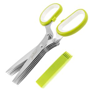 Janaluca herb scissors.