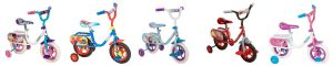 Kids Character Bicycles $19 + FREE Shipping