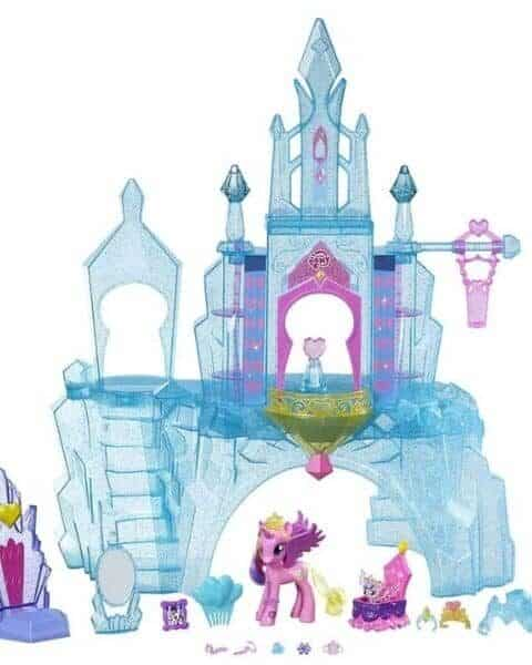 my Little Pony castle toyset